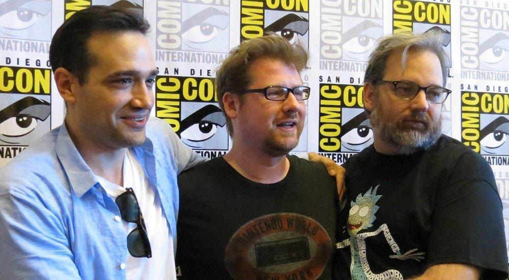rick and morty justin roiland dan harmon