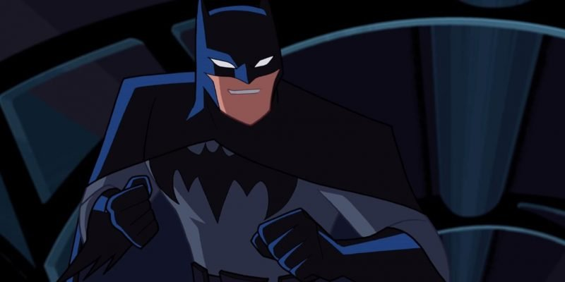 Kevin Conroy Batman Justice League Action