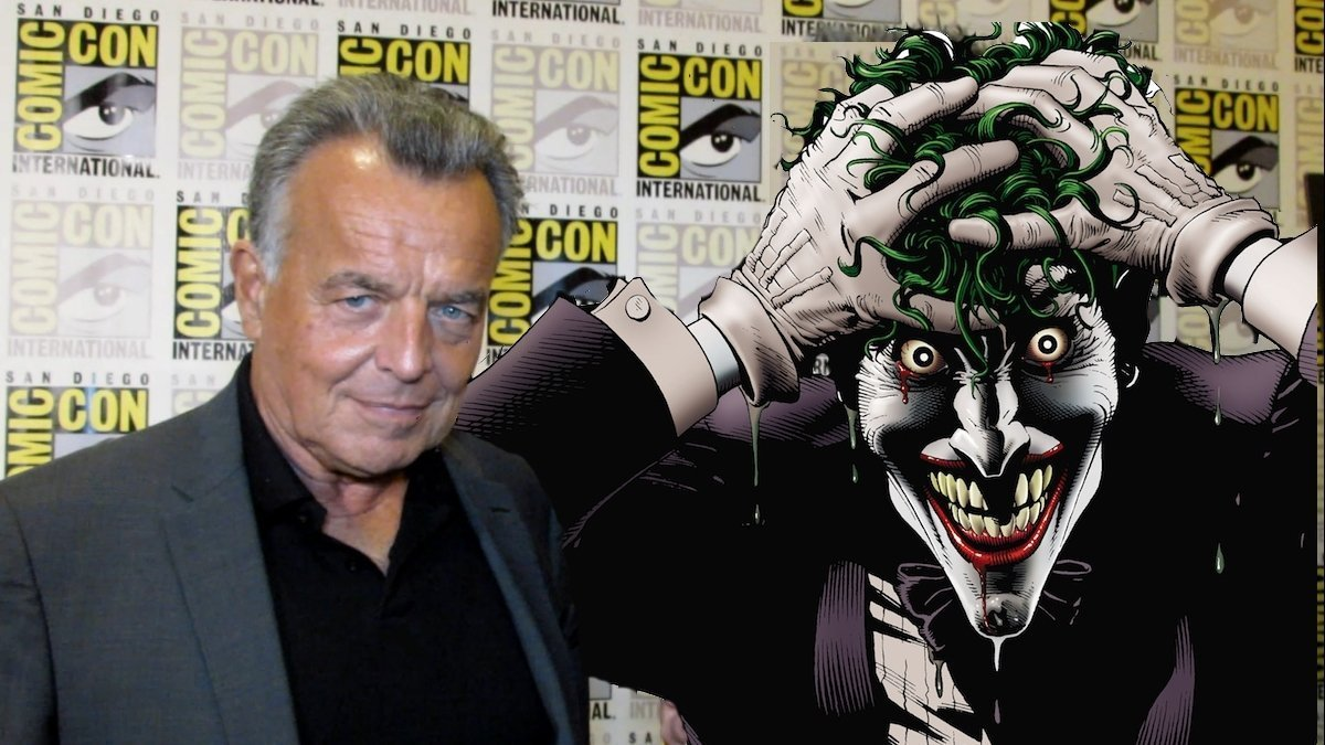 Ray Wise Commissioner Gordon Batman Killing Joke