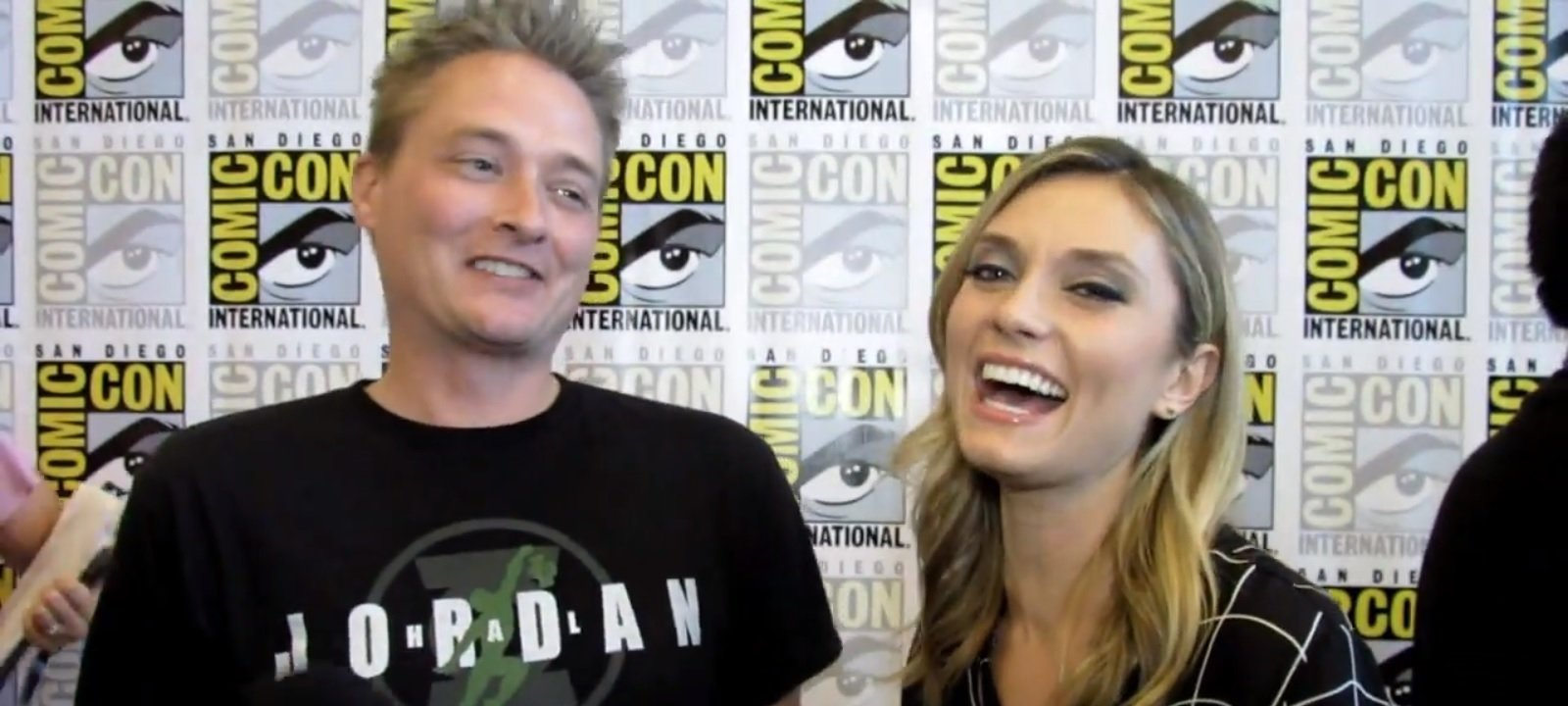 Spencer Grammer Summer Rick and Morty SDCC 2016