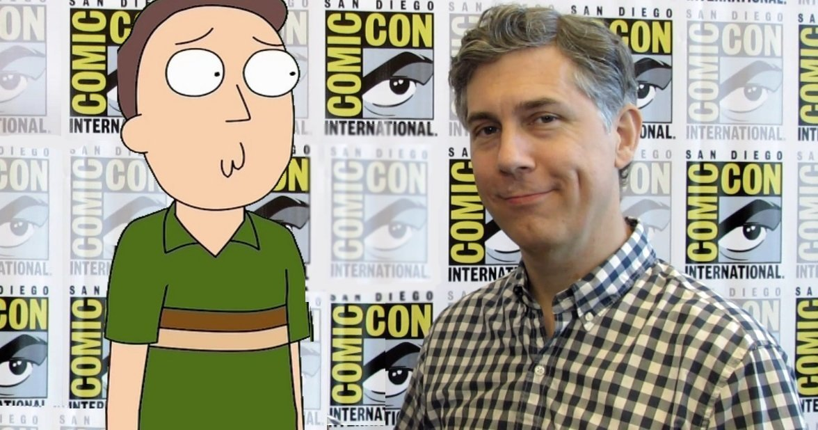 Chris Parnell Rick and Morty Jerry Smith