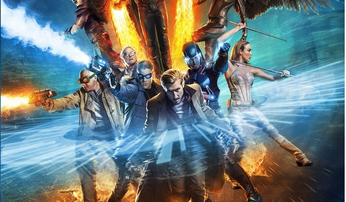 Legends of Tomorrow Blu-ray