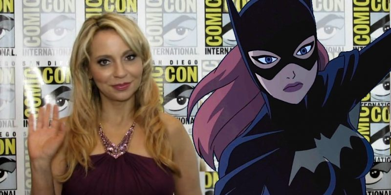 Comic-Con Interview: Tara Strong on 'Batman: The Killing