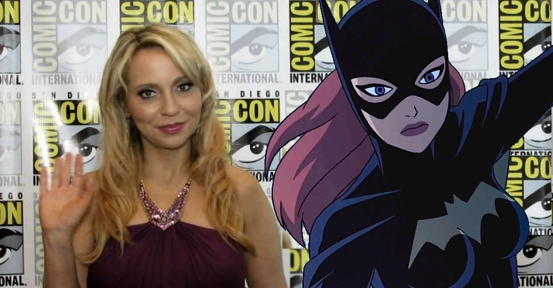Tara Strong Batman Killing Joke Teen Titans Go
