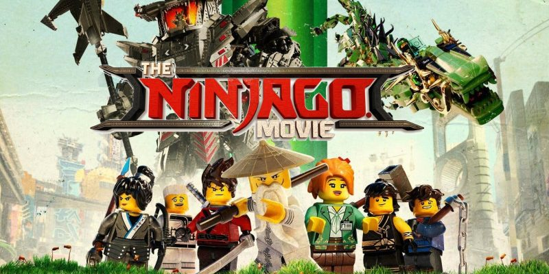 The LEGO Ninjago Movie Review - The Nerd Repository