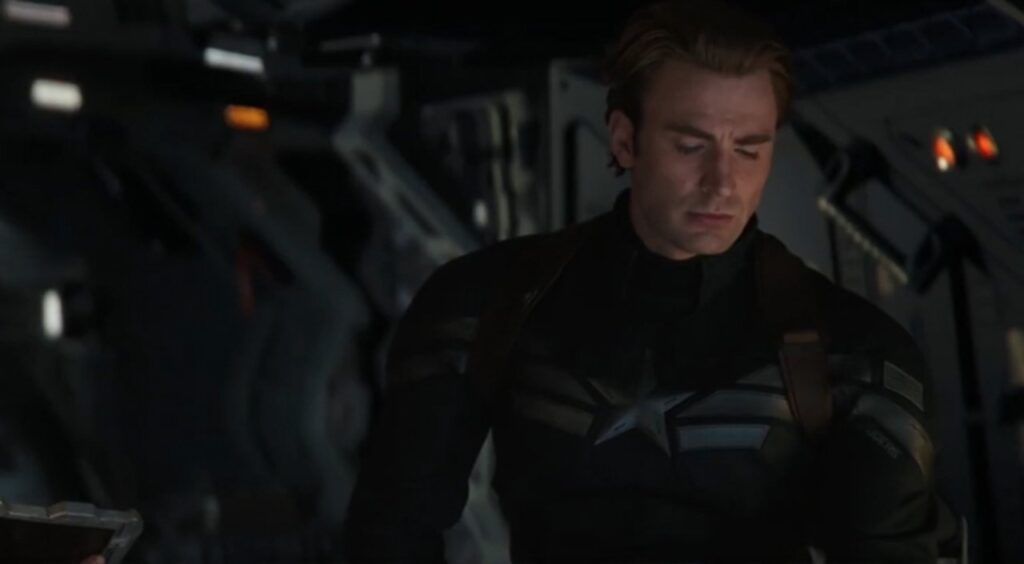 Avengers Endgame Chris Evans Captain America