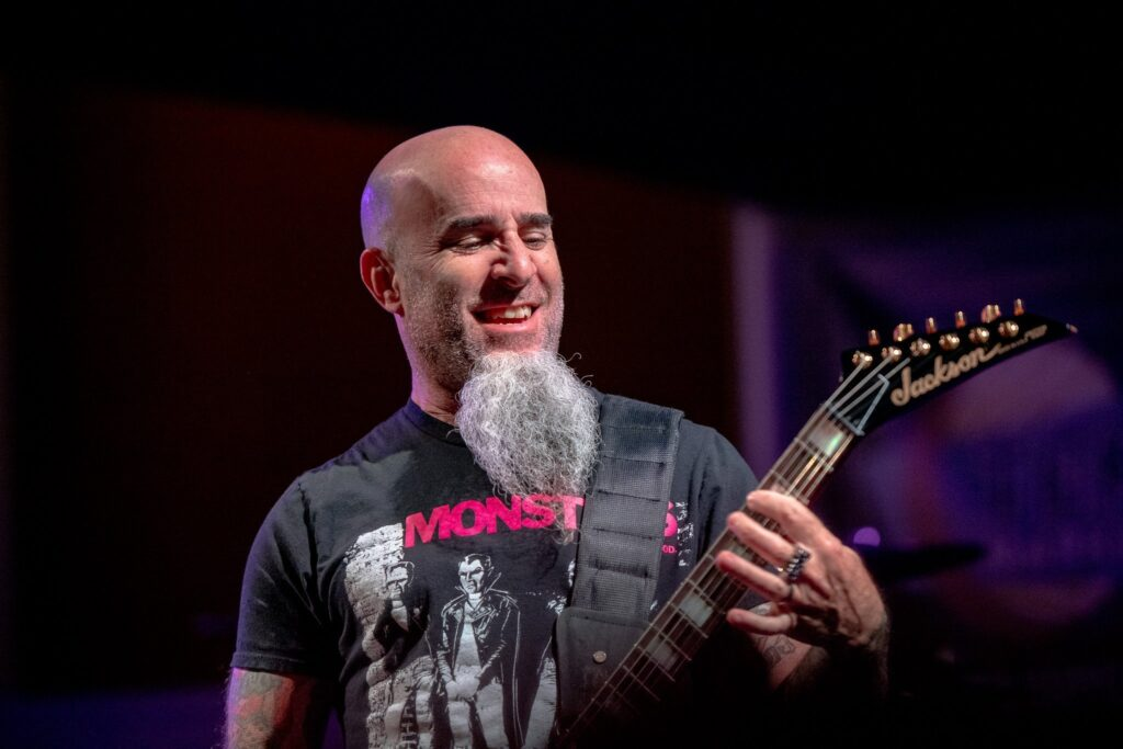 Scott Ian of The Damned Things