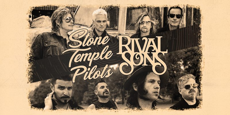 Stone Temple Pilots announce tour dates with Rival Sons