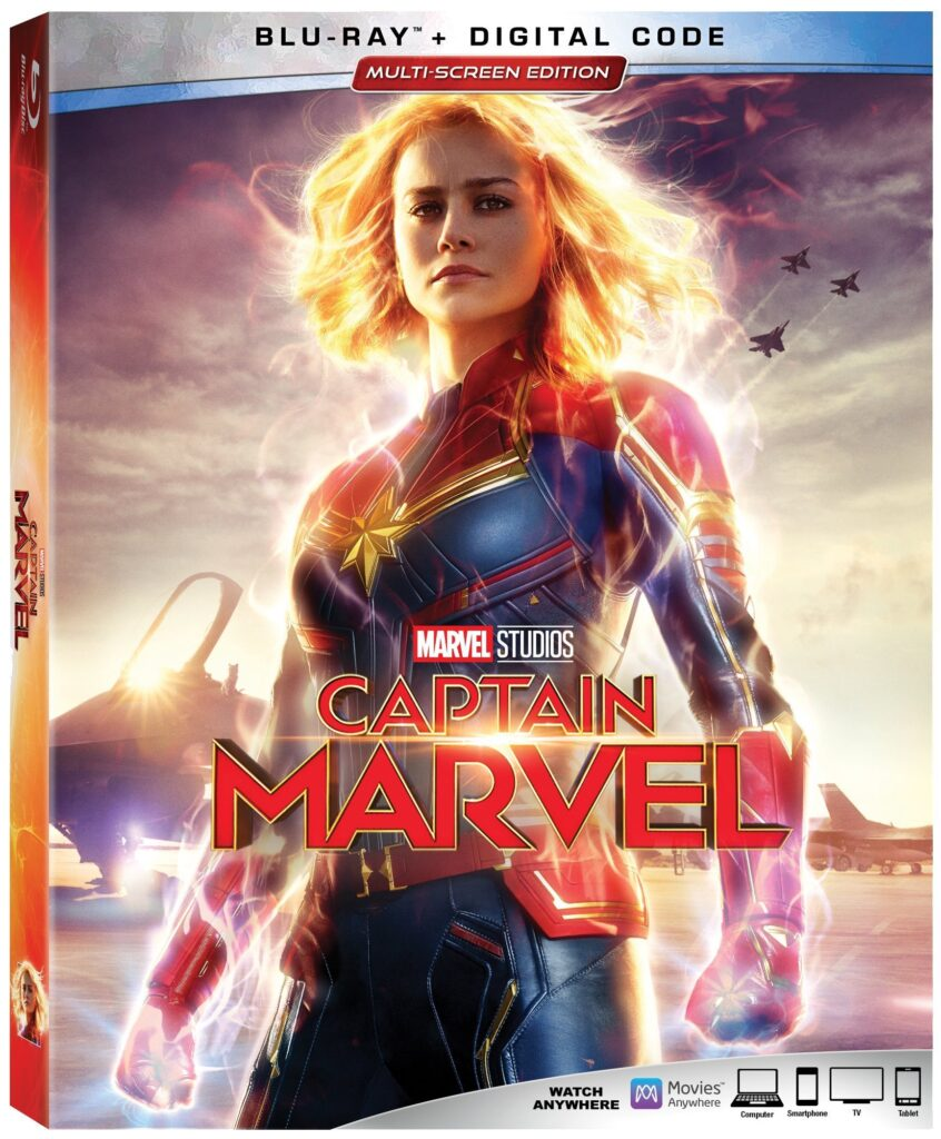 Blu-Ray Review: Captain Marvel packs a punch | The Lamplight Review