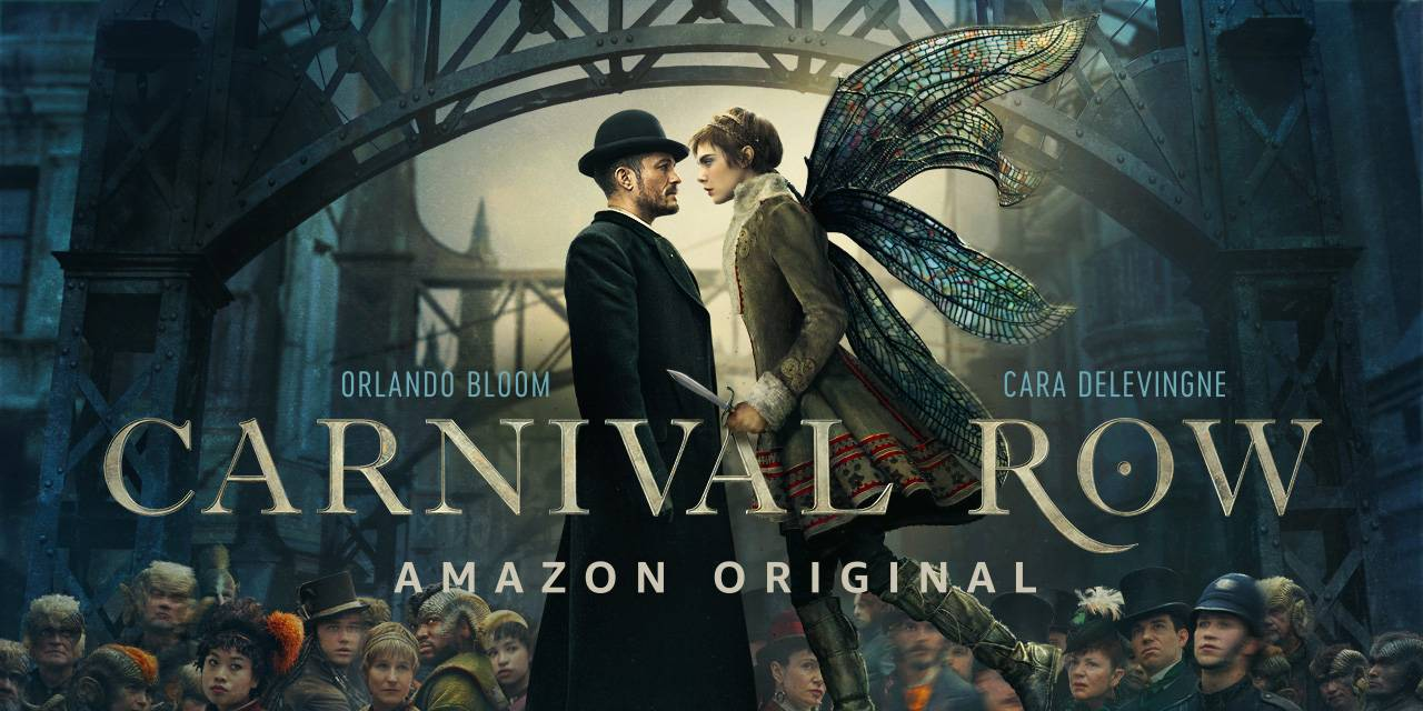 amazon carnival row sdcc 2019