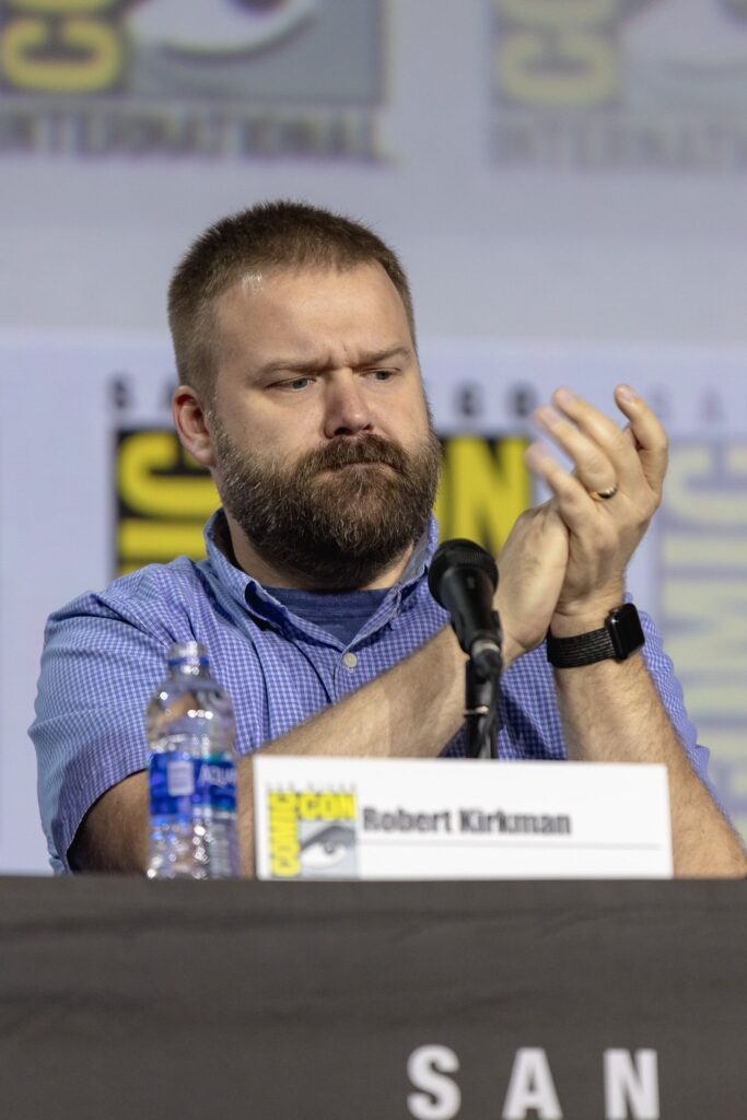 robert kirkman sdcc 2019