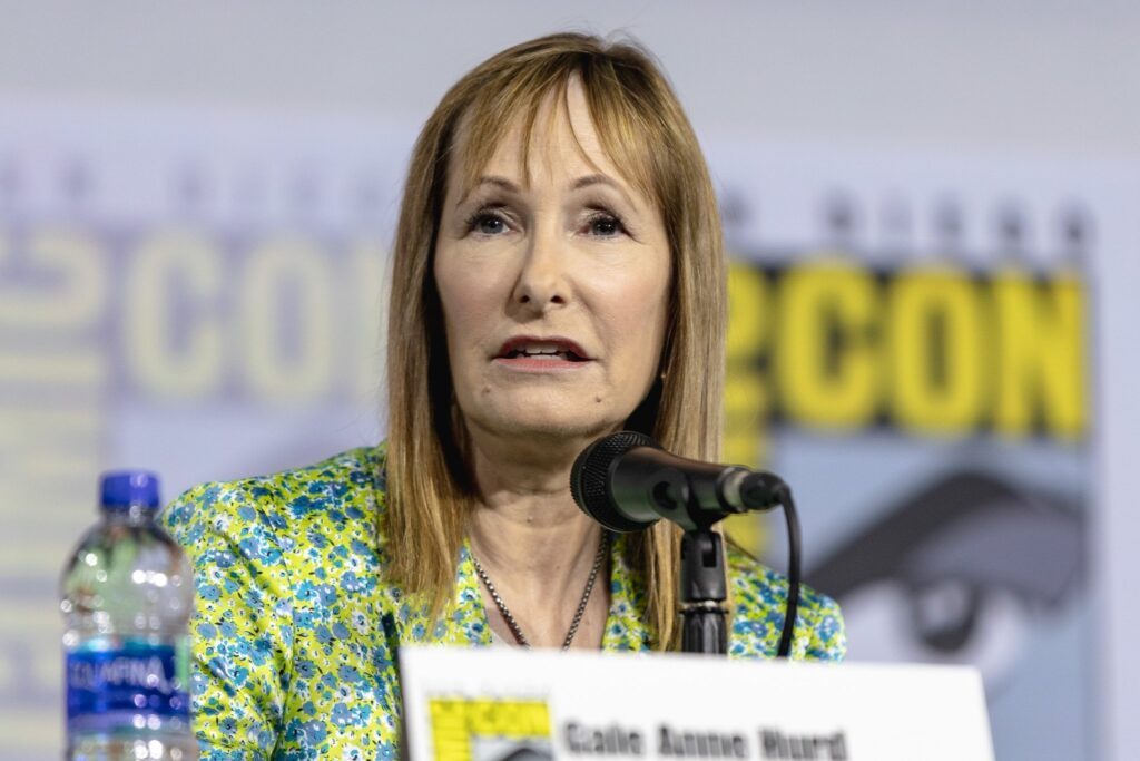 gale anne hurd sdcc 2019