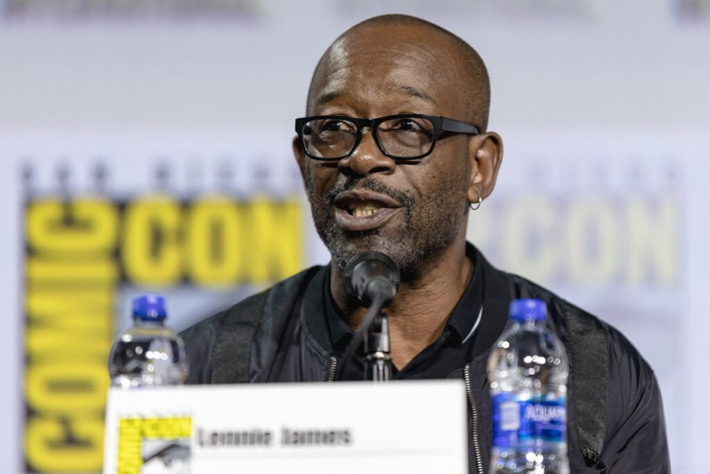 lennie james sdcc 2019