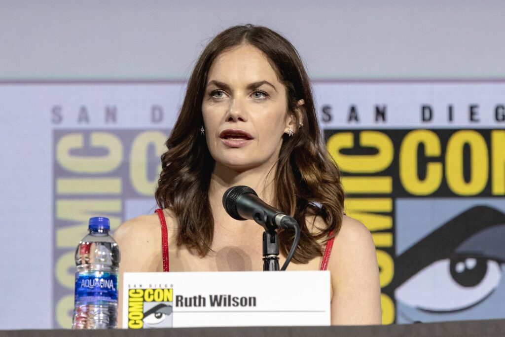 ruth wilson sdcc 2019