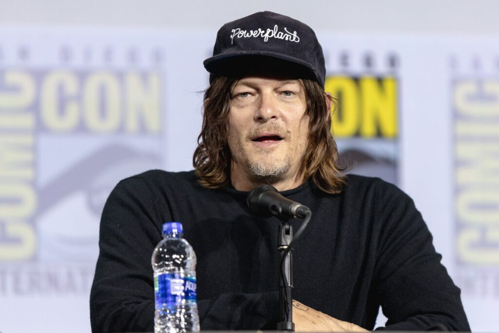 norman reedus sdcc 2019