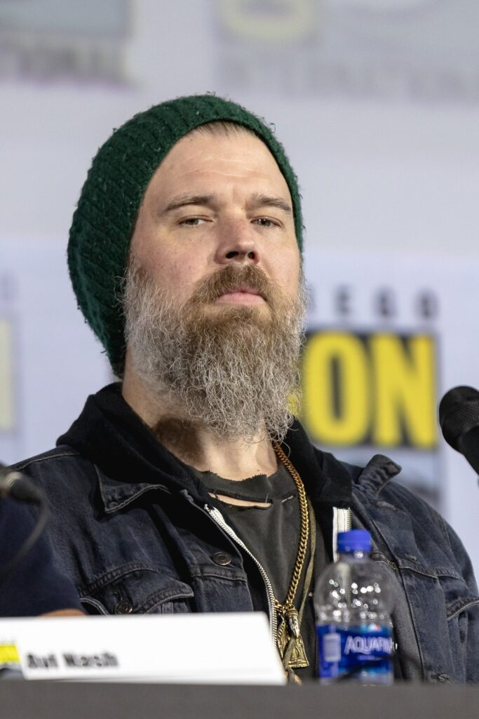 ryan hurst sdcc 2019