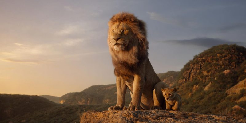 Blu Ray Review The Lion King The Lamplight Review