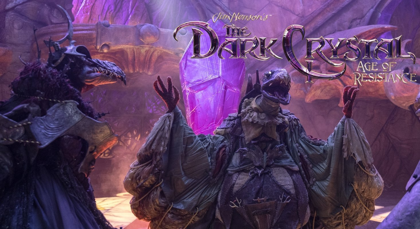 the dark crystal age of resistance review skektek mark hamill