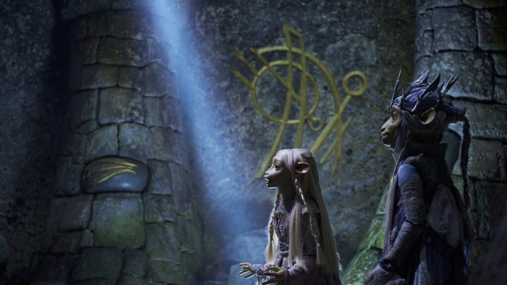 the dark crystal age of resistance review natalie dormer
