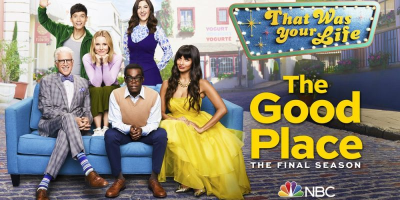 good place kristen bell ted danson jameela jamil manny jacinto d'arcy carden