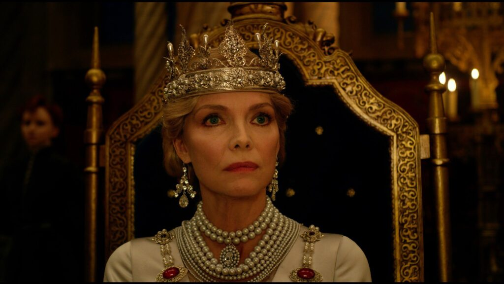 Michelle Pfeiffer in Maleficent: Mistress of Evil