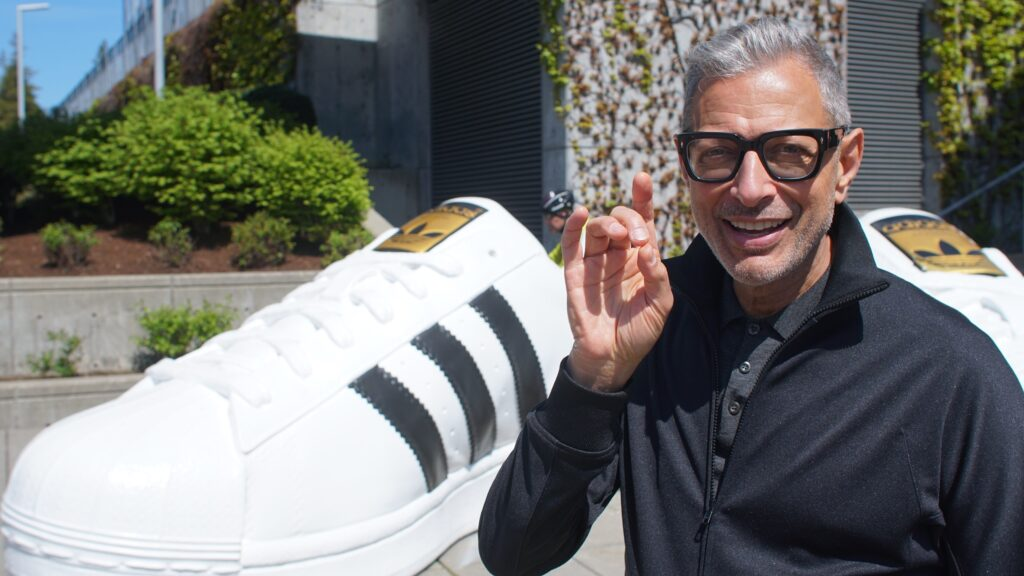 The World According to Jeff Goldblum, debuting exclusively on Disney+