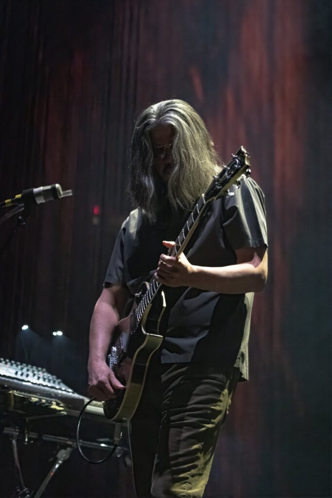 Tool performs at Gila River Arena on January 18, 2020.