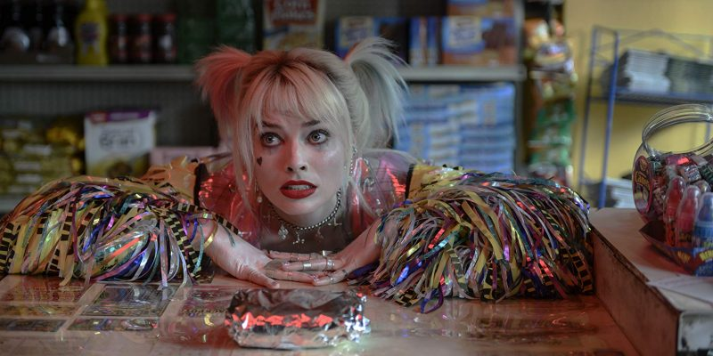 Margot Robbie in Birds of Prey