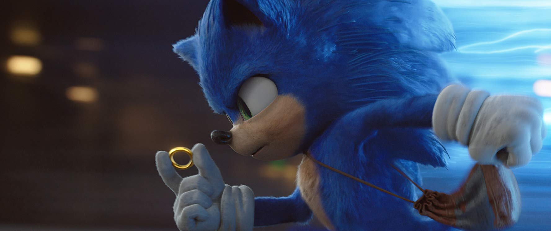 Ben Schwartz in Sonic the Hedgehog