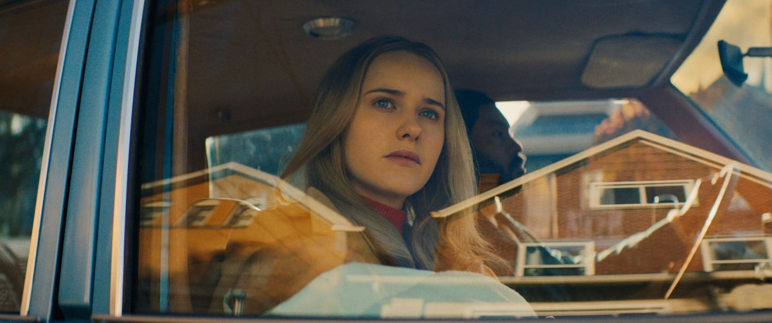 Rachel Brosnahan in I'm Your Woman